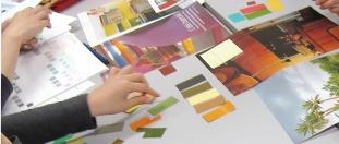 色彩講座ベーシックコース参加者募集中
