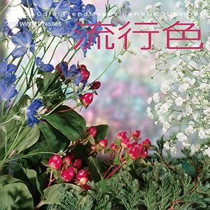 季刊「流行色」2018年冬号no.595
