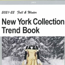 AW2021/22 New York Collection Trend Book